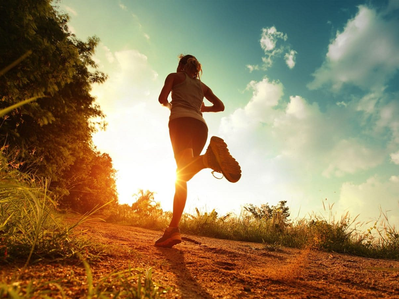 A Healthy Lifestyle Leads To Success