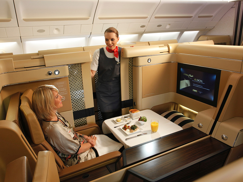 Travelling In Style In Economy Class