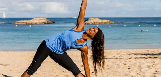 How To Work Out While Vacationing
